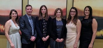 Physical Therapy Students win award for research on Farmers with Back Pain